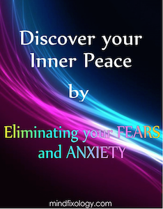Download your Free Ebook Today! and  ReDiscover Your Inner Peace Once More!